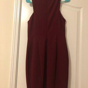 Cute form fitting dress
